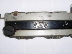 Крышка головки блока цилиндров. Hyundai Sonata, Y3, YF Двигатели: G4CP, G4CPD, G4CS