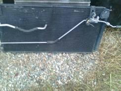 Радиатор кондиционера. Toyota Ipsum, 21