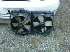 Радиатор охлаждения двигателя. Toyota Camry, 40 Двигатели: 3SGE, 3SFE, 3S