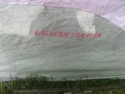 Стекло боковое. Nissan Bluebird, EU14 Двигатель SR18DE