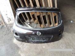 Крышка багажника. Nissan Qashqai