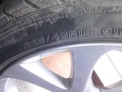 Dunlop SP. Летние, 2010 год, 80%, 4 шт
