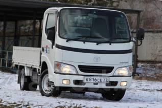 Toyota Dyna. Продам отличный грузовик, 2 000 куб. см., 1 500 кг.