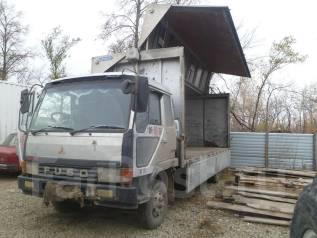 Mitsubishi Fuso. , 6 557 куб. см., 5 000 кг.