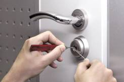 Вскрытие дверей при поломке замка или утере ключа