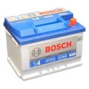 Bosch. 60 А.ч., левое крепление, производство Европа. Под заказ