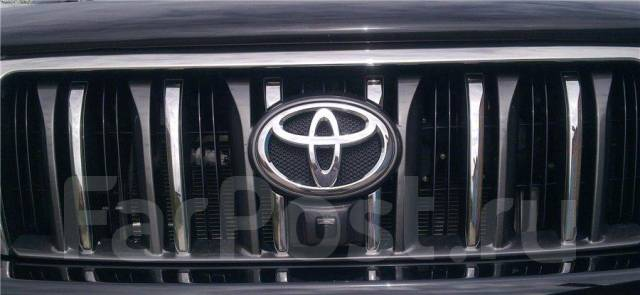 Камера заднего вида. Toyota Land Cruiser Prado, GDJ150, GDJ150L, GDJ150W, GRJ150, GRJ150L, GRJ150W, KDJ150, KDJ150L, LJ150, TRJ150, TRJ150L, TRJ150W