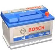 Bosch. 72 А.ч., левое крепление, производство Европа. Под заказ