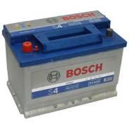 Bosch. 74 А.ч., правое крепление, производство Европа. Под заказ