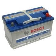Bosch. 80 А.ч., левое крепление, производство Европа. Под заказ
