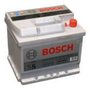 Bosch. 52 А.ч., левое крепление, производство Европа. Под заказ