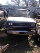 Toyota Land Cruiser Prado. 1KZ