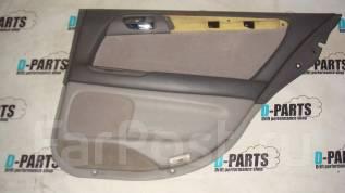 Обшивка двери. Toyota Aristo, JZS161