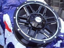 PDW Wheels. 9.0x20, 6x139.70, ET18, ЦО 110,5мм.