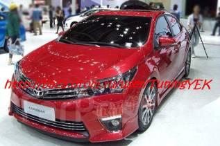 Обвес кузова аэродинамический. Toyota Corolla, NDE160, NRE160. Под заказ