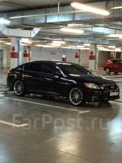 Обвес кузова аэродинамический. Lexus GS300, GRS190 Двигатель 3GRFSE