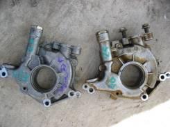 Насос масляный. Nissan Skyline, V35 Двигатель VQ25DD