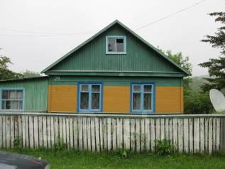 Срочно! дом с. Суворово (Кавалерово). Суворово, р-н Кавалеровкий, площадь дома 43 кв.м., скважина, электричество 15 кВт, отопление твердотопливное, о...