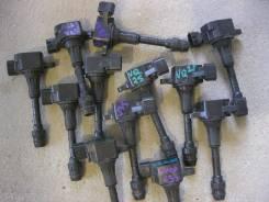 Катушка зажигания. Nissan Stagea, PNM35, NM35, M35 Nissan Skyline, NV35, V35, HV35 Двигатели: VQ25DD, VQ35DE, VQ25DET, VQ30DD