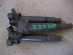 Катушка зажигания, трамблер. Toyota Celica, ZZT231 Двигатель 2ZZGE