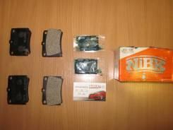 Колодка тормозная. Mitsubishi: Challenger, Pajero, Montero Sport, Nativa, Pajero Sport