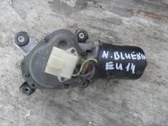 Мотор стеклоочистителя. Nissan Bluebird, EU14 Двигатель SR18DE