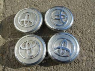 """Колпачки для дисков Toyota Оригинал!. Диаметр 4"""", 1 шт."""