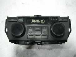 Блок управления климат-контролем. Toyota Mark X Zio, ANA10 Двигатель 2AZFE