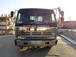 Nissan Diesel. Продам бортовой грузовик Ниссан-Дизель с манипулятором., 16 991 куб. см., 12 000 кг.