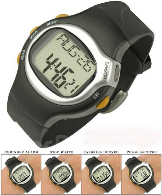 Часы пульсометр купить во владивостоке наручные часы bomberg