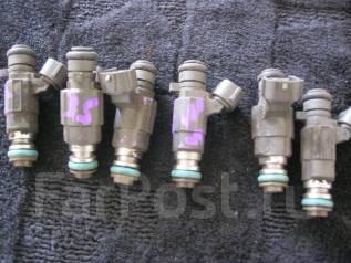 Инжектор. Nissan Elgrand, E51 Двигатель VQ35DE