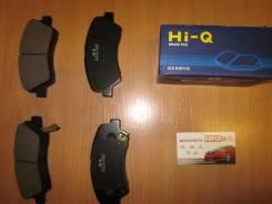 Колодка тормозная. Hyundai Accent Hyundai Solaris Kia Rio