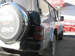Nissan Safari. VRGY60, 4228