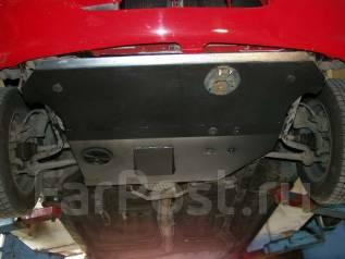 Защита двигателя. Mazda Demio