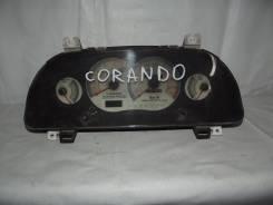 Панель приборов. SsangYong Korando