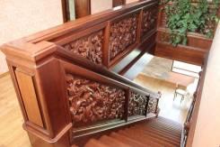 Изготовление лестниц и интерьеров