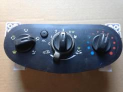 Блок управления климат-контролем. Renault Logan Renault Duster Двигатели: D4F, D4D, K7J, K9K, K4M, K7M, F4R
