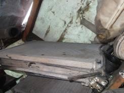 Радиатор охлаждения двигателя. Volkswagen Passat, 3B6 Двигатель BPY