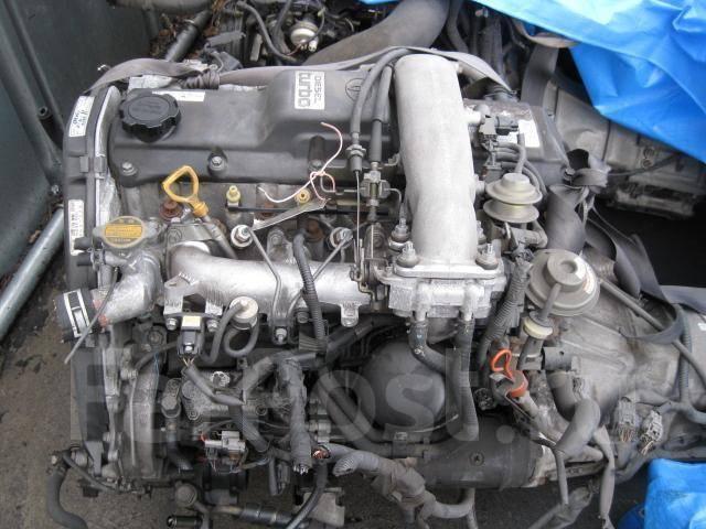 Двигатель 1KZ-TE для Toyota