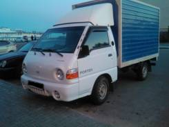 Hyundai Porter. Продам грузовой фургон Хендай Портер, 2 500 куб. см., 1 000 кг.