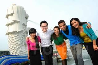 Работа + Обучение в Сингапуре