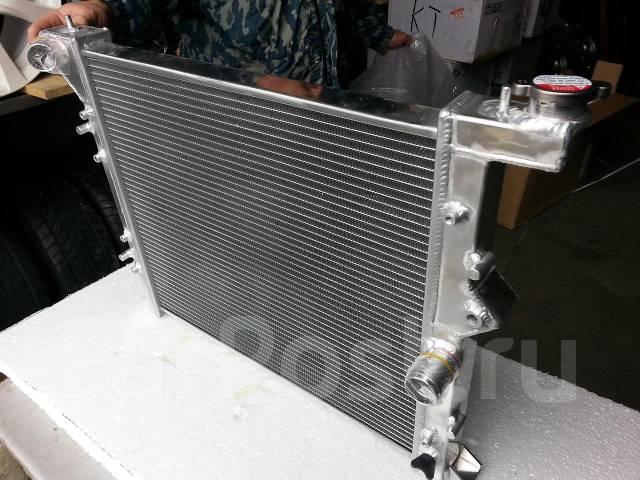 Радиатор охлаждения двигателя. Toyota Mark II, JZX90, JZX90E Toyota Cresta, JZX90 Toyota Chaser, JZX90