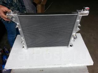 Радиатор охлаждения двигателя. Toyota Chaser, JZX90 Toyota Cresta, JZX90 Toyota Mark II, JZX90E, JZX90