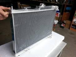 Радиатор охлаждения двигателя. Nissan Skyline, ER33, ER34, HR34, ENR33, BNR34, HR33, ENR34, BCNR33, ECR33