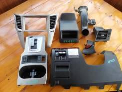 Панель рулевой колонки. Subaru Outback, BRF, BR Двигатель EZ36
