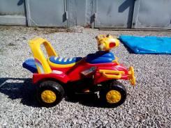 Транспорт игрушечный.