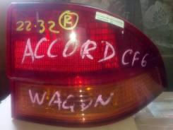Стоп-сигнал. Honda Accord, CF7, CH9, CF6, CE1, CF2, CB9 Honda Accord Wagon, CB9, CE1, CF2, CF6, CF7, CH9