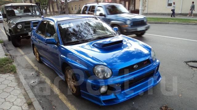 Патрубок воздухозаборника. Subaru Impreza WRX STI, GDB Subaru Impreza, GD3, GD9, GDA, GDB. Под заказ