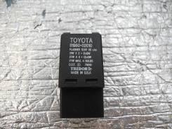 Реле поворота. Toyota: Corolla, Tercel, Corsa, Cynos, Raum, Corolla II, T100, Paseo, Tacoma, Corolla Sprinter, Avalon Двигатели: 4AFE, 7AFE, 1NT, 4EFE...