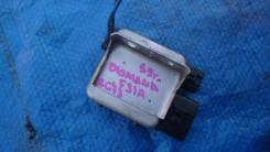 Блок управления вентилятором. Mitsubishi Sigma Mitsubishi Diamante Двигатель 6G73